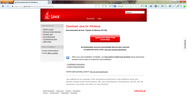 How to install java jdk on windows 7, 8 - steptoinstall