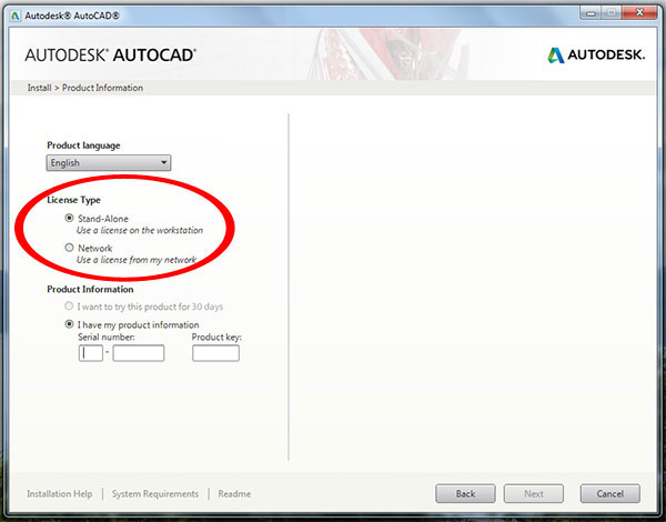 Step to Download and install Autodesk AutoCAD It 2015-step4