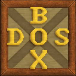 How to install DOSBox on Windows 10 - dosbox icon